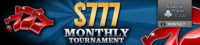 APC $777 Monthly Tournament