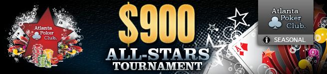 APC $500 All-Stars Tournament