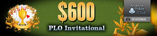 APC $200 PLO Invitational