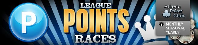 APC League Points Races