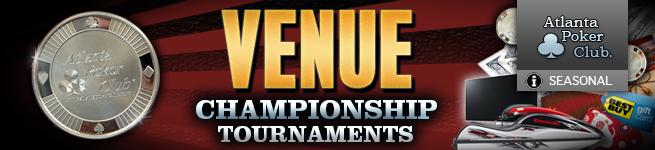APC Venue Championship Tournaments