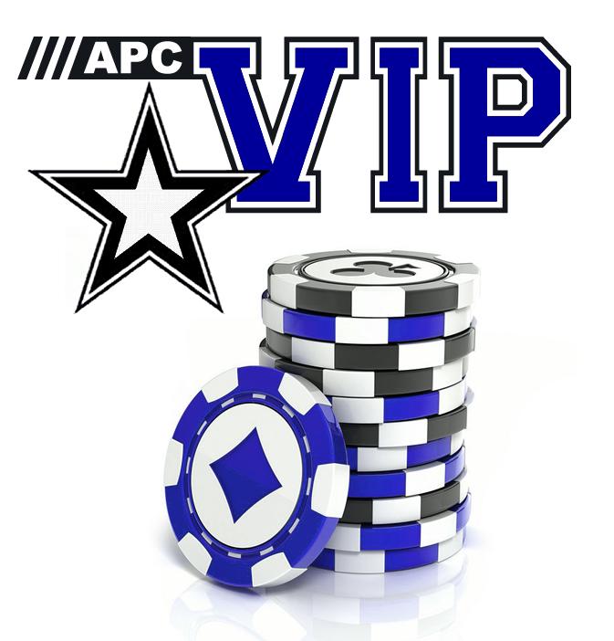 Atlanta Poker Club VIP Membership Logo